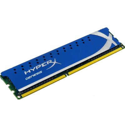 Оперативная память Kingston DIMM 4GB 1600MHz DDR3 Non-ECC CL9 HyperX KHX1600C9D3/4G