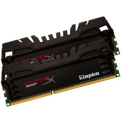 Оперативная память Kingston DIMM 8GB 1600MHz DDR3 CL9 (Kit of 2) XMP Beast Series KHX16C9T3K2/8X