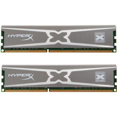 Оперативная память Kingston DIMM 8GB 1866MHz DDR3 CL9 (Kit of 2) XMP 10th Anniversary Series KHX18C9X3K2/8X