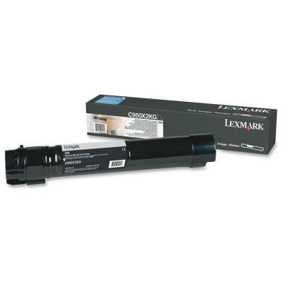 Картридж Lexmark С950 Black/Черный (C950X2KG)