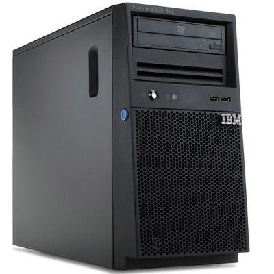 Сервер IBM System x3100 M4 2582KEG