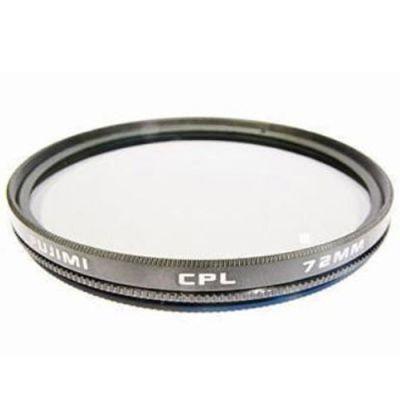Светофильтр Fujimi M72 CPL (циркулярный поляризационный) [285]
