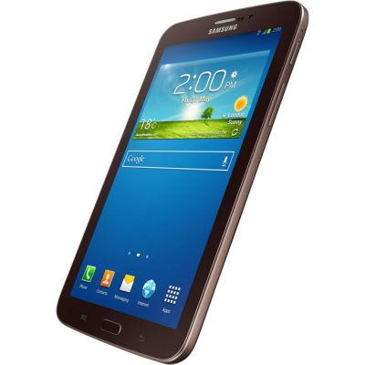 Планшет Samsung Galaxy Tab 3 7.0 SM-T210 8Gb (Brown) SM-T2100GNASER