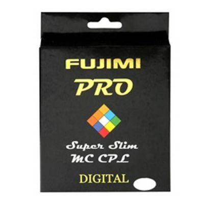 Светофильтр Fujimi MC-CPL 58 mm Super Slim (поляризационный 12 слойный) [348]