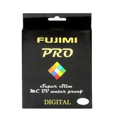 Светофильтр Fujimi MC-UV Super Slim 62 mm (защитный ультрафиолетовый 16 слойный водоотталкивающий) [342]