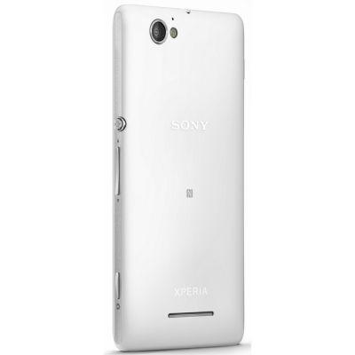 Смартфон Sony Xperia M (C1905) White
