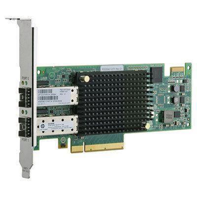 Адаптер HP сетевой 81E 8Gb SP PCI-e HBA AJ762B