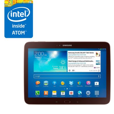 Планшет Samsung Galaxy Tab 3 10.1 P5200 16Gb 3G (Brown) GT-P5200GNAMGF