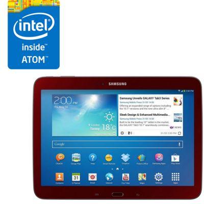 Планшет Samsung Galaxy Tab 3 10.1 P5200 16Gb 3G (Red) GT-P5200GRAMGF