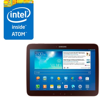 Планшет Samsung Galaxy Tab 3 10.1 P5210 16Gb (Brown) GT-P5210GNASER