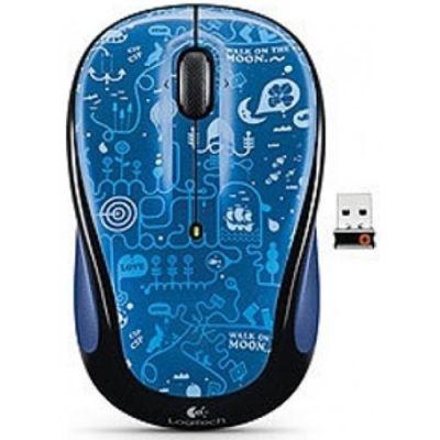 ���� ������������ Logitech M325 Blue smile 910-003268