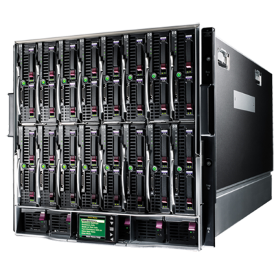 Корпус HP BLc7000 1PH 6PS 10Fan 16 IC Plat Encl 681842-B21