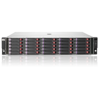 HP Полка для дисков StorageWorks D2700 Disk Enclosure AJ941A
