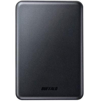 Внешний жесткий диск Buffalo MiniStation Slim 500GB Black HD-PUS500U3B-RU