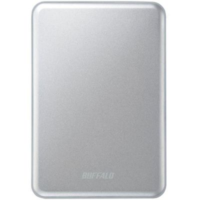 Внешний жесткий диск Buffalo MiniStation Slim 500GB Silver HD-PUS500U3S-RU