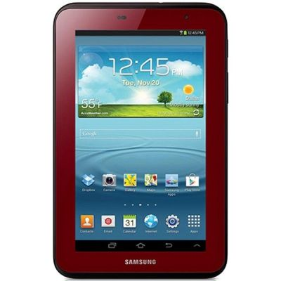 ������� Samsung Galaxy Tab 2 7.0 P3100 8Gb 3G (Red) GT-P3100GRVSER