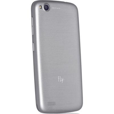 Смартфон Fly IQ4410 Quad Phoenix Silver