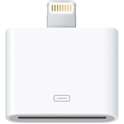Переходник Apple Lightning to 30-pin Adapter MD823ZM/A