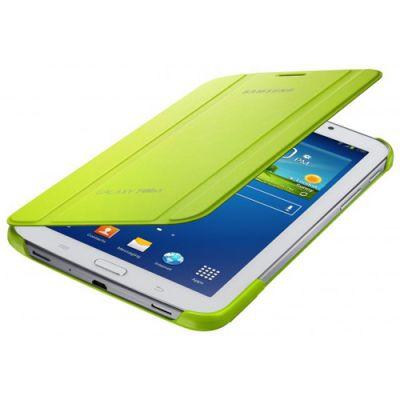 """Чехол Samsung для Galaxy Tab 3 7"""" SM-T2100/T2110 Green EF-BT210BGEGRU"""
