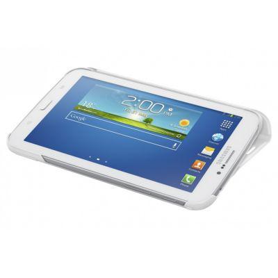 """Чехол Samsung для Galaxy Tab 3 7"""" SM-T2100/T2110 White EF-BT210BWEGRU"""