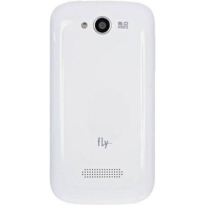 Смартфон Fly IQ445 Genius White