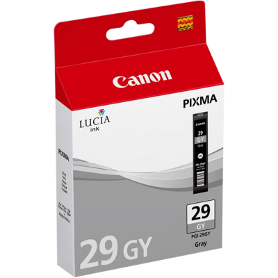 Картридж Canon PGI-29 GY Grey/Серый (4871B001)