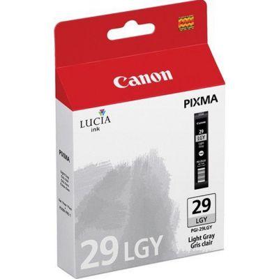 Картридж Canon PGI-29 LGY Light Gray/Светло-серый (4872B001)