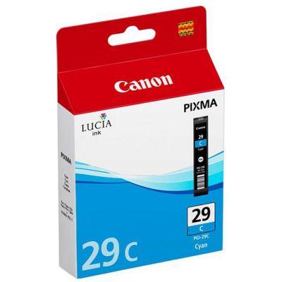Картридж Canon PGI-29 C Blue/Синий (4873B001)