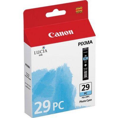 Картридж Canon PGI-29 PC Blue/Синий (4876B001)