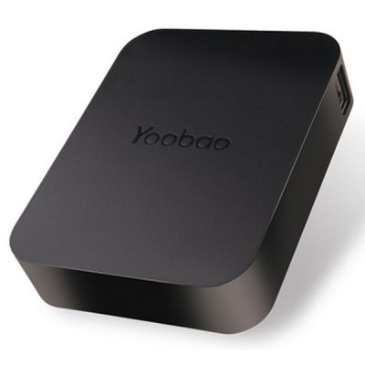 Аккумулятор Yoobao Power Bank Magic cube 7800mAh YB-637 черный