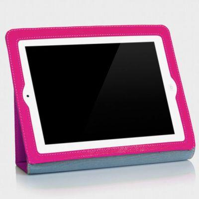 Чехол Yoobao Lively Case for iPad2/ iPad3 Pink
