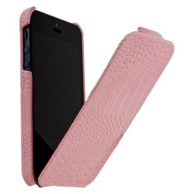 Чехол Yoobao Fashion Leather Case для iPhone5 Pink