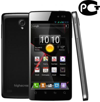 Смартфон Highscreen Omega Q