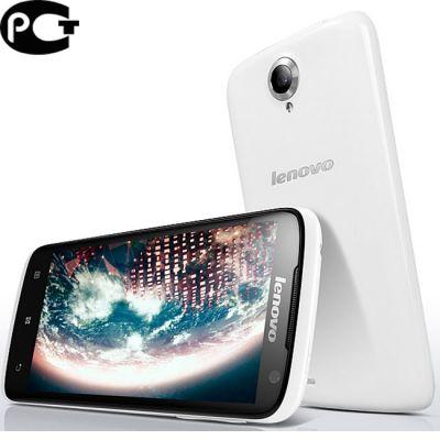 Смартфон Lenovo S820 White
