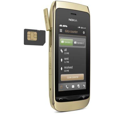 �������� Nokia Asha 308 (������-����������)
