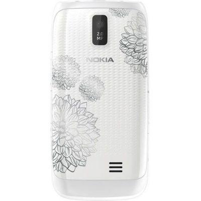 Смартфон Nokia Asha 309 (white charme)