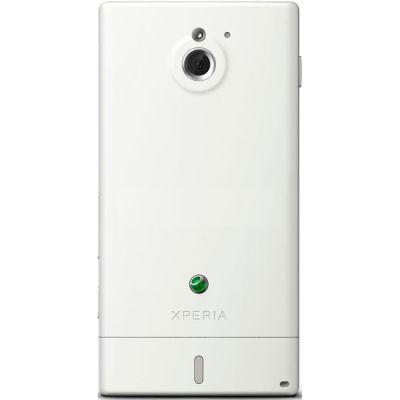 Смартфон Sony Xperia Sola White MT27i