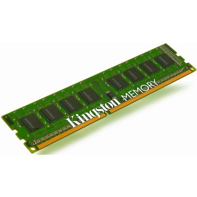 Оперативная память Kingston dimm 8GB 1066MHz DDR3 ECC Reg w/Parity CL7 Quad Rank KVR1066D3Q8R7S/8G