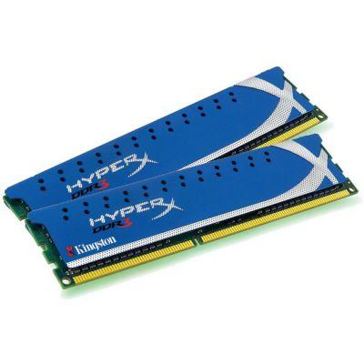 Оперативная память Kingston DIMM 16GB 1600MHz DDR3 Non-ECC CL9 (kit of 2) HyperX KHX16C9K2/16