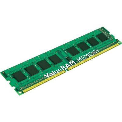 ����������� ������ Kingston DIMM 2GB 1333MHz DDR3 ECC CL9 w/TS KVR13E9/2
