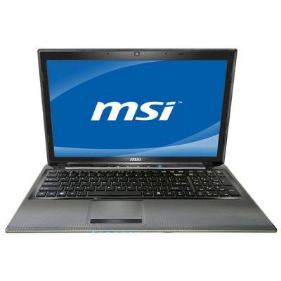 Ноутбук MSI CR650-681