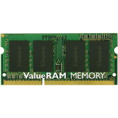 Оперативная память Kingston SODIMM 4GB 1600MHz DDR3L ECC CL11 1.35V KVR16LSE11/4