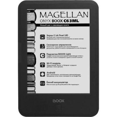 ����������� ����� Onyx Boox �63ML Magellan (Grey)