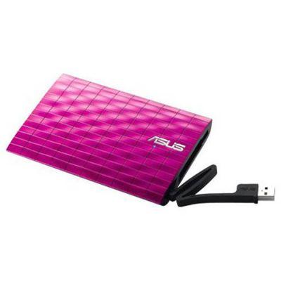 "Внешний жесткий диск ASUS Karim Rashid 2.5"" 1Tb USB 2.0 Pink ext 90-XB1P00HD00070-"