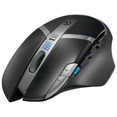 ���� ������������ Logitech Wireless Gaming G602 Black 910-003821