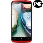 ��������, Lenovo S820 8Gb Dual SIM Red P0A8004ERU