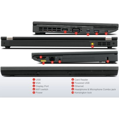 Ноутбук Lenovo ThinkPad X230 23248Z0