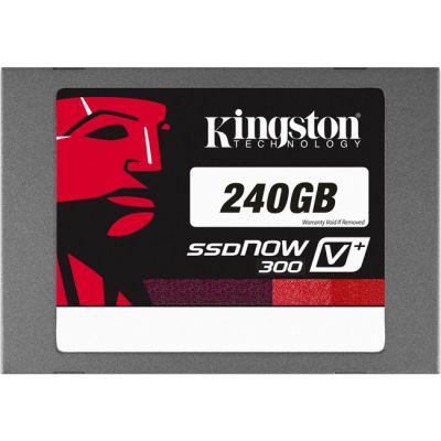 "SSD-диск Kingston SSD SATA2.5"" 240GB SSDNow V300 SV300S3D7/240G"