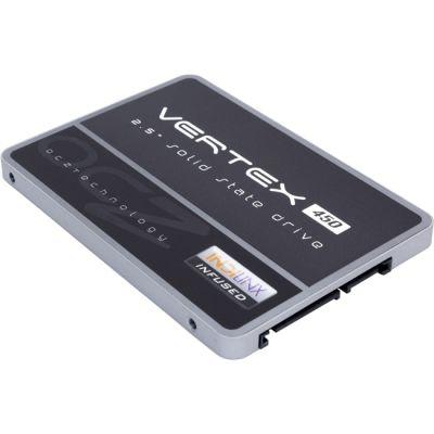 """������������� ���������� OCZ Vertex 450 SATA III 2.5"""" SSD 512Gb VTX450-25SAT3-512G"""