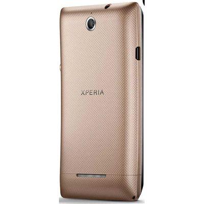 Смартфон Sony Xperia E dual Champagne C1605